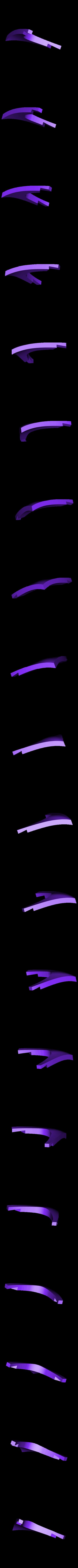black nose.stl Télécharger fichier STL gratuit 1991 Mazda 787B 3d Voiture RC imprimée de 1991 • Objet à imprimer en 3D, brett