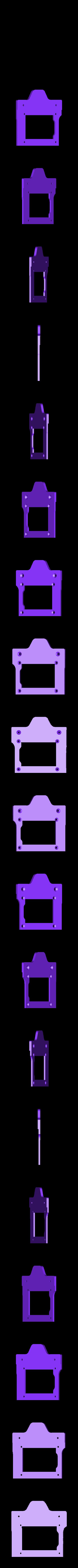 lower brace.stl Télécharger fichier STL gratuit 1991 Mazda 787B 3d Voiture RC imprimée de 1991 • Objet à imprimer en 3D, brett