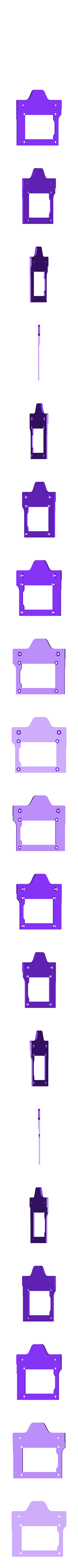 lower brace.stl Download free STL file 1991 Mazda 787B 3d Printed RC Car • 3D printable template, brett