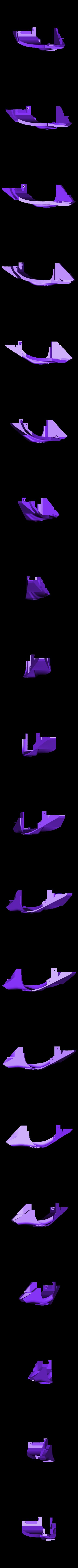 orange front left.stl Télécharger fichier STL gratuit 1991 Mazda 787B 3d Voiture RC imprimée de 1991 • Objet à imprimer en 3D, brett