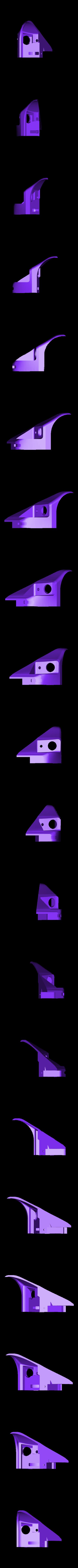 green front left.stl Télécharger fichier STL gratuit 1991 Mazda 787B 3d Voiture RC imprimée de 1991 • Objet à imprimer en 3D, brett