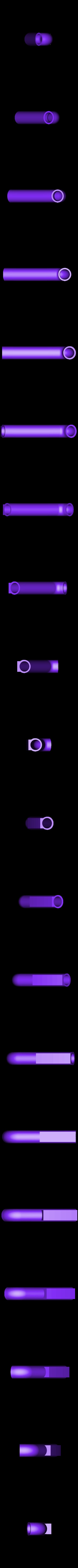 exhaust left.stl Download free STL file 1991 Mazda 787B 3d Printed RC Car • 3D printable template, brett