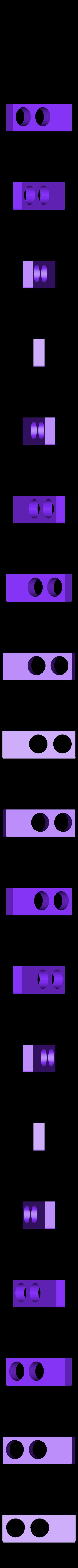 taillight pattern.stl Télécharger fichier STL gratuit 1991 Mazda 787B 3d Voiture RC imprimée de 1991 • Objet à imprimer en 3D, brett