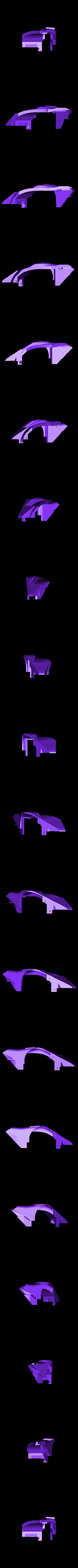 orange front right.stl Télécharger fichier STL gratuit 1991 Mazda 787B 3d Voiture RC imprimée de 1991 • Objet à imprimer en 3D, brett