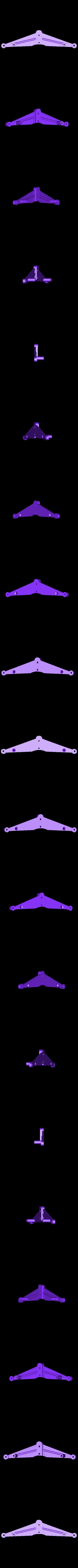 lower suspension arms.stl Download free STL file Aryton Senna's Mclaren MP4/6 3d Printed RC F1 Car • 3D printing design, brett