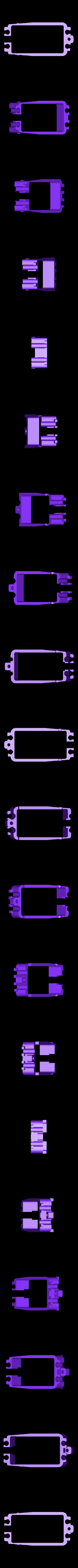 servo holder.stl Download free STL file Aryton Senna's Mclaren MP4/6 3d Printed RC F1 Car • 3D printing design, brett
