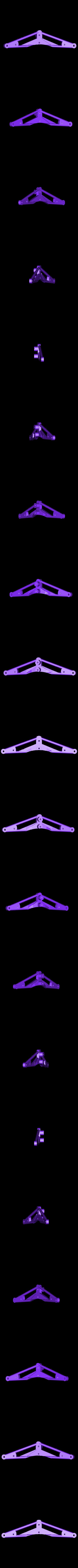 upper suspension arms.stl Download free STL file Aryton Senna's Mclaren MP4/6 3d Printed RC F1 Car • 3D printing design, brett