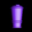Steam_Shoulder_Cannon.stl Download free STL file Modular Mech SteamPunk • Design to 3D print, mrhers2