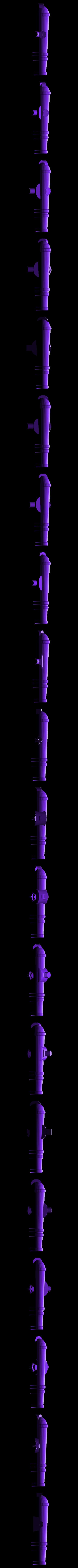 Steam_Wrist_Cannon.stl Download free STL file Modular Mech SteamPunk • Design to 3D print, mrhers2