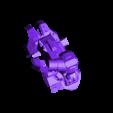 Steam_Right_Leg.stl Download free STL file Modular Mech SteamPunk • Design to 3D print, mrhers2
