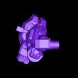 Helbrute_Right_Leg.stl Download free STL file Modular Mech Helbrute Expansion • 3D printing object, mrhers2