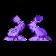 Split_Left_Leg.stl Download free STL file Modular Mech Helbrute Expansion • 3D printing object, mrhers2