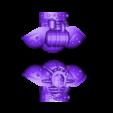 Split_torso.stl Download free STL file Modular Mech Helbrute Expansion • 3D printing object, mrhers2