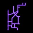 mousetrap-blue-pipes.stl Télécharger fichier STL gratuit TortureTrap : une extension du piège à souris • Objet pour impression 3D, mrhers2