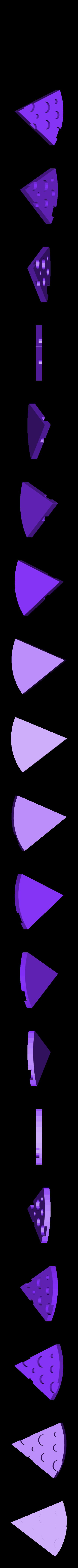 mousetrap-cheese-slice-x-1.stl Télécharger fichier STL gratuit TortureTrap : une extension du piège à souris • Objet pour impression 3D, mrhers2