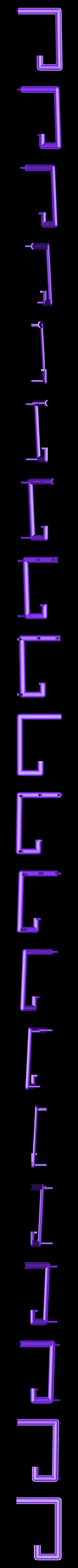 mousetrap-red-gutter-long.stl Télécharger fichier STL gratuit TortureTrap : une extension du piège à souris • Objet pour impression 3D, mrhers2