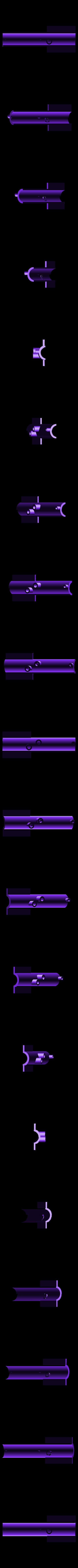 mousetrap-red-gutter-small.stl Télécharger fichier STL gratuit TortureTrap : une extension du piège à souris • Objet pour impression 3D, mrhers2
