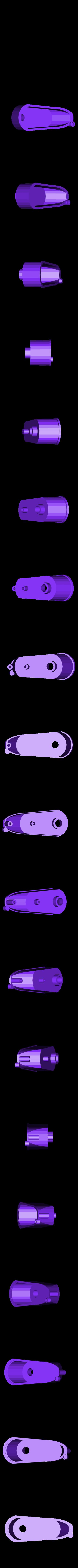 mousetrap-red-bath-tub.stl Télécharger fichier STL gratuit TortureTrap : une extension du piège à souris • Objet pour impression 3D, mrhers2