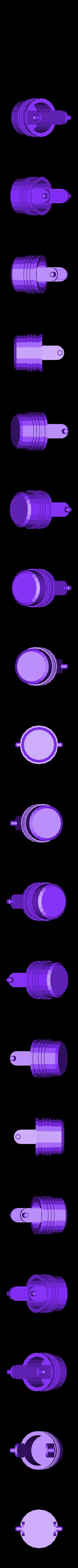 mousetrap-yellow-bucket-for-blue-broom.stl Télécharger fichier STL gratuit TortureTrap : une extension du piège à souris • Objet pour impression 3D, mrhers2