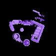mousetrap-all-together.stl Télécharger fichier STL gratuit TortureTrap : une extension du piège à souris • Objet pour impression 3D, mrhers2