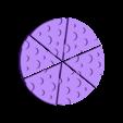 mousetrap-cheese-slice-x-6.stl Télécharger fichier STL gratuit TortureTrap : une extension du piège à souris • Objet pour impression 3D, mrhers2