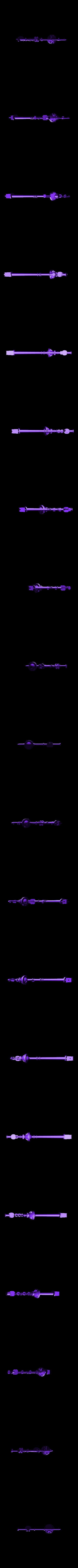 mousetrap-yellow-light-post.stl Télécharger fichier STL gratuit TortureTrap : une extension du piège à souris • Objet pour impression 3D, mrhers2