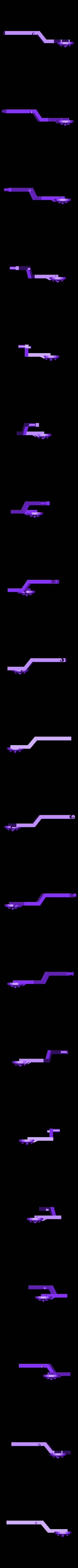 TortureTrap_Swinging_Shield.stl Télécharger fichier STL gratuit TortureTrap : une extension du piège à souris • Objet pour impression 3D, mrhers2