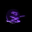 Ratzerker_with_base.stl Télécharger fichier STL gratuit Rat'zerker the Berserker Rat • Objet imprimable en 3D, mrhers2