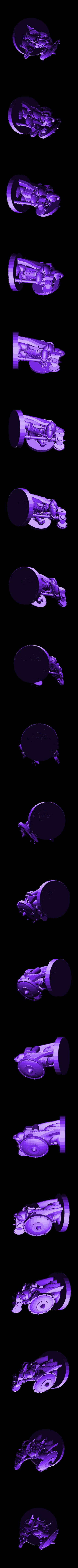 Shield_Dwarf_28mm.stl Télécharger fichier STL gratuit Nain de bouclier • Design pour impression 3D, mrhers2
