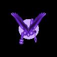 angel_warrior_flying.stl Download free STL file Angel Warrior • 3D printer model, mrhers2