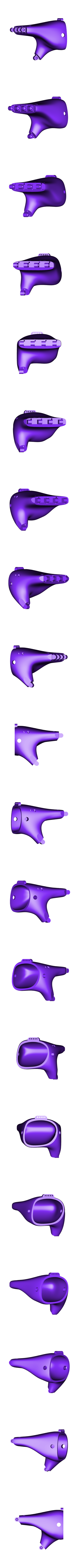 Left_Fusion_open_palm.stl Download free STL file Fusion Hand / Prosthetic hand • Template to 3D print, FelicityAnne