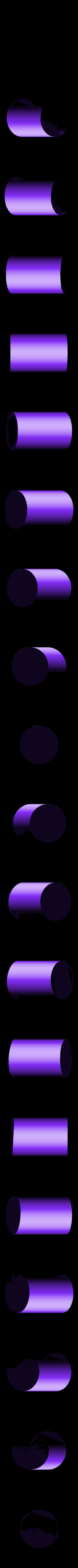 eye_black_right.stl Download free STL file Monster Tweety - multi-color • 3D print template, bpitanga