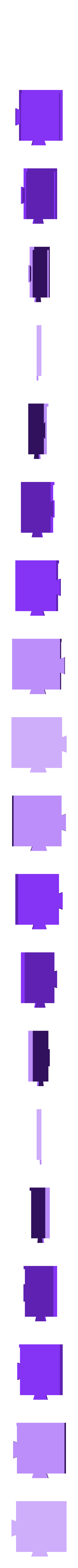 M-Corner.STL Download free STL file SNAP fit chess/game board • 3D printer object, juglaz