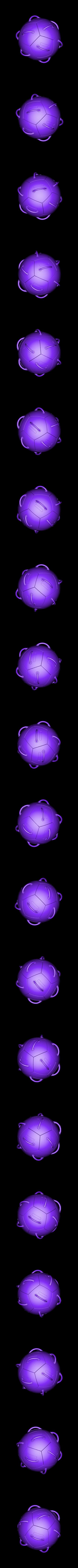 Drawer Organizer.stl Download STL file Spherical Drawer Organizer  • 3D printing object, SE_2018