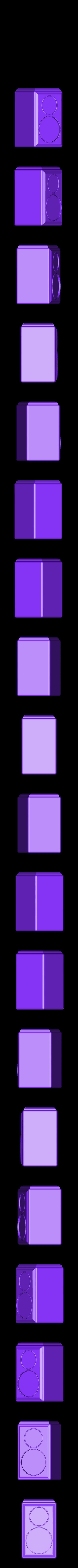 OBJ.obj Download 3DS file RETRO CAMERA FLOWERPOT • 3D printer template, tolgaaxu