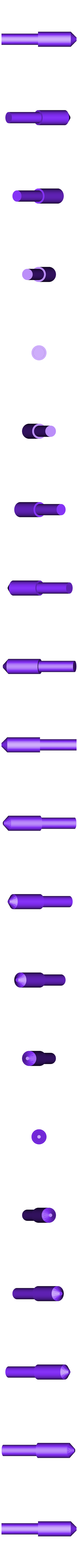 gluty mag release left.stl Download free STL file Shuty AP-9-9mm v1.3, 2020 • 3D printable design, idy26