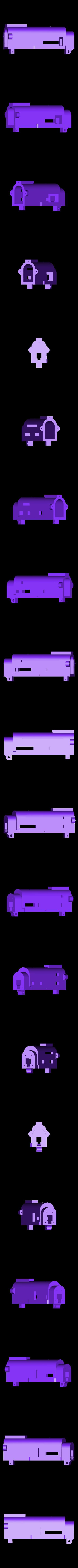 Ap-9 upper Glock OEM barrel.stl Download free STL file Shuty AP-9-9mm v1.3, 2020 • 3D printable design, idy26