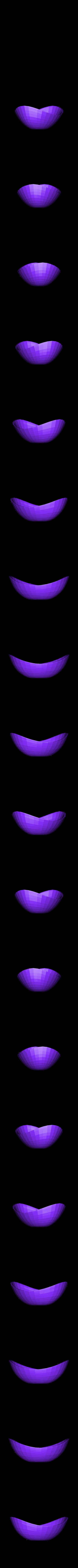 1.obj Download OBJ file Bowl • Model to 3D print, Zorana