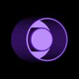 roundshotV3.stl Télécharger fichier STL gratuit Moule à verre Ice Shot V3 • Modèle pour imprimante 3D, Gophy