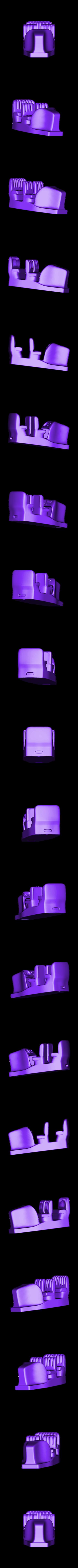 Inside.stl Download STL file Rocket Car • 3D printer design, svandalk