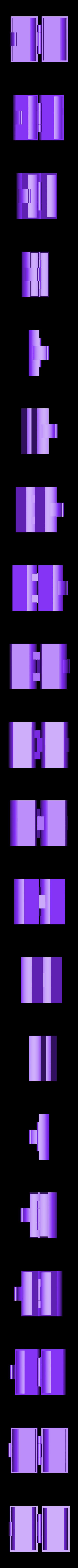 nozzle box no partitions.STL Download free STL file Nozzle Box • 3D printer template, Oliver0512