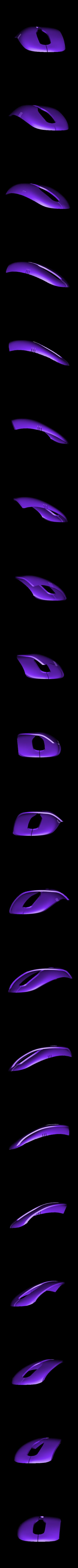 azuro_top1.stl Download free STL file Azuro Computer Mouse • 3D printer model, MaxMKA