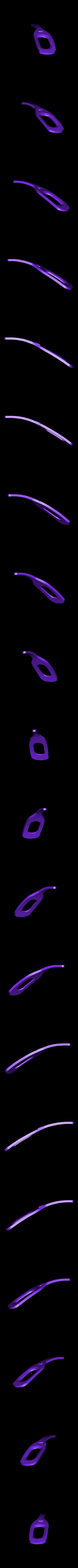 azuro_top3.stl Download free STL file Azuro Computer Mouse • 3D printer model, MaxMKA