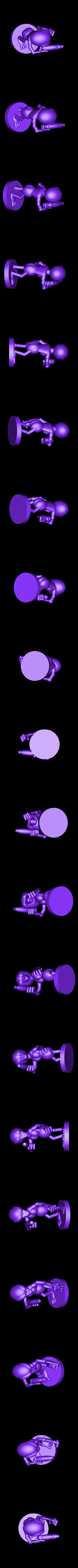 grey_pistb_1.stl Download free STL file The Grey Raid • Model to 3D print, Earsling