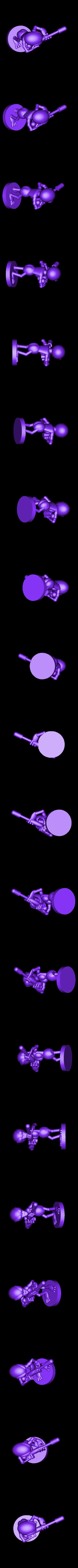 grey_rifle1.stl Download free STL file The Grey Raid • Model to 3D print, Earsling
