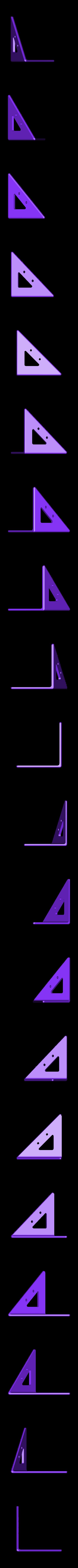 HE_Corner_bottom_stl.STL Download free STL file Heated enclosure corner • 3D printer object, Piva
