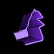 UAE_Map_Vase_01.STL Download STL file UAE 3D Map and Flag Vase • 3D printable design, ARCH-GRAPHIC