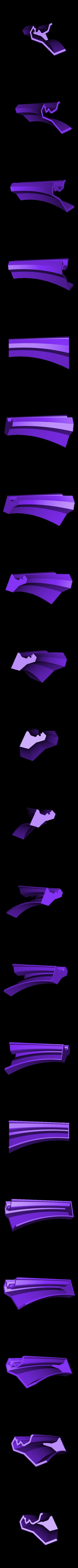UAE_Map_Vase_02.STL Download STL file UAE 3D Map and Flag Vase • 3D printable design, ARCH-GRAPHIC