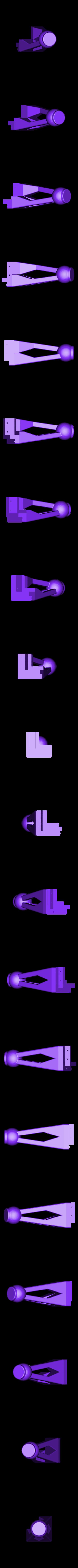Tronxy_X5S_Leg.stl Télécharger fichier STL gratuit Tronxy X5S Jambes • Design imprimable en 3D, ChrisBobo