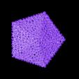 k5 voronoi.stl Télécharger fichier STL gratuit Contre-éclaboussures pour évier de cuisine • Modèle pour impression 3D, solunkejagruti
